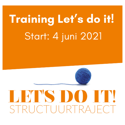 Structuurtraject Lets do it